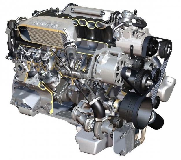 Ремонт двигателя Mazda