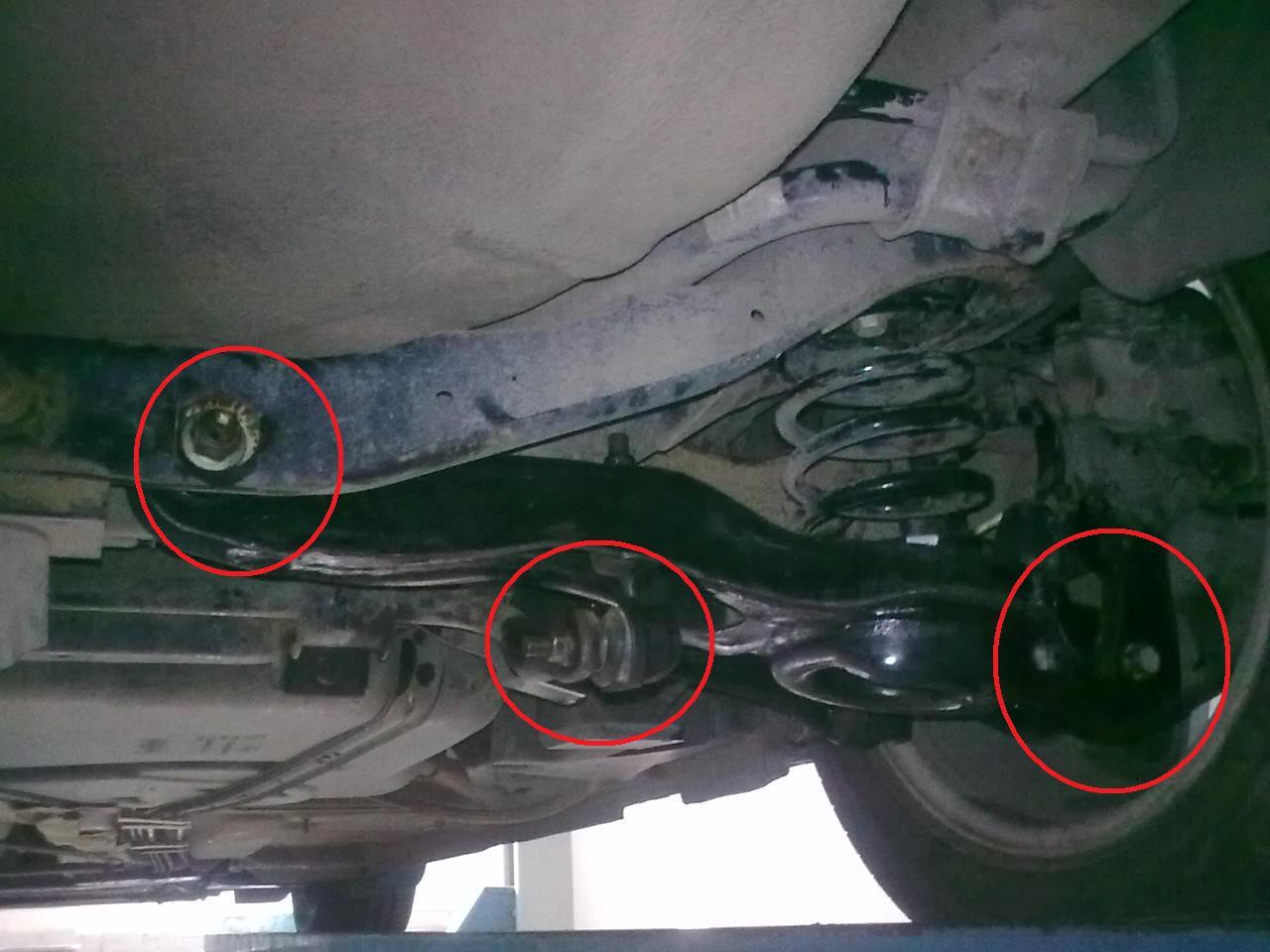 Ремонт и устройство подвески (амортизаторы, пружины, стойки, рычаги).  14131559. единственное, вот эта гайка...